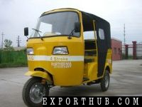 bajaj three wheeler auto rickshaw