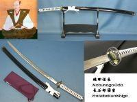 转载着名将军Ieyasu Nobunaga的剑*****