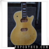 Gibson LP Type PROJECT Unfinished Electric Guitar Fret binding