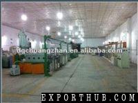 Teflon wire plastic extrusion machine