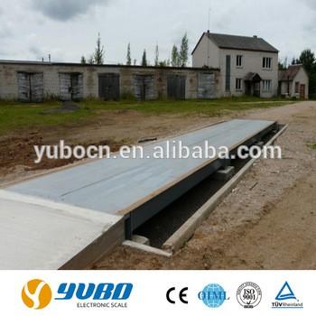 Changzhou Yubo Electronic Scale Co , Ltd  - Jiangsu, China