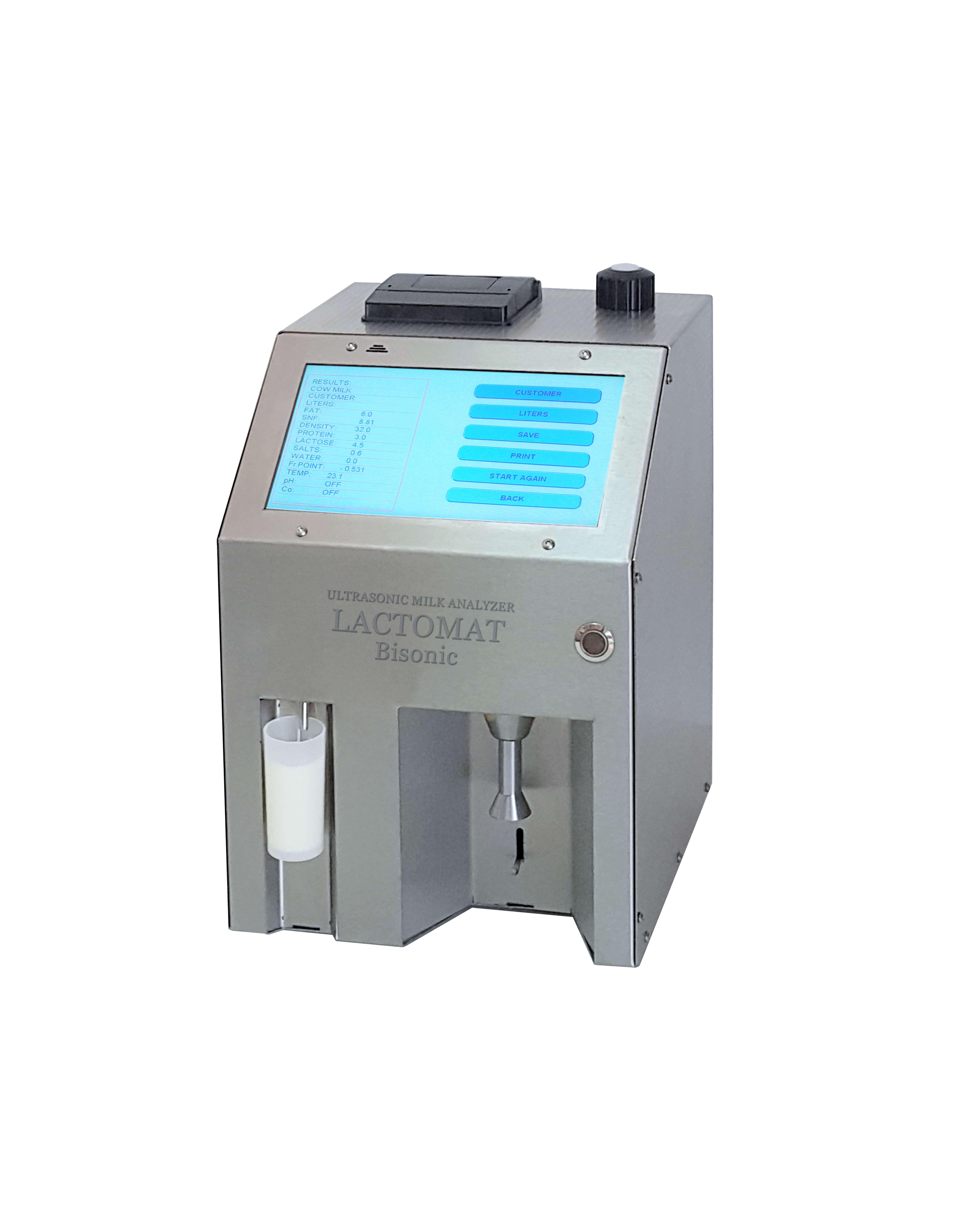 Lactomat Bi声波牛奶分析仪
