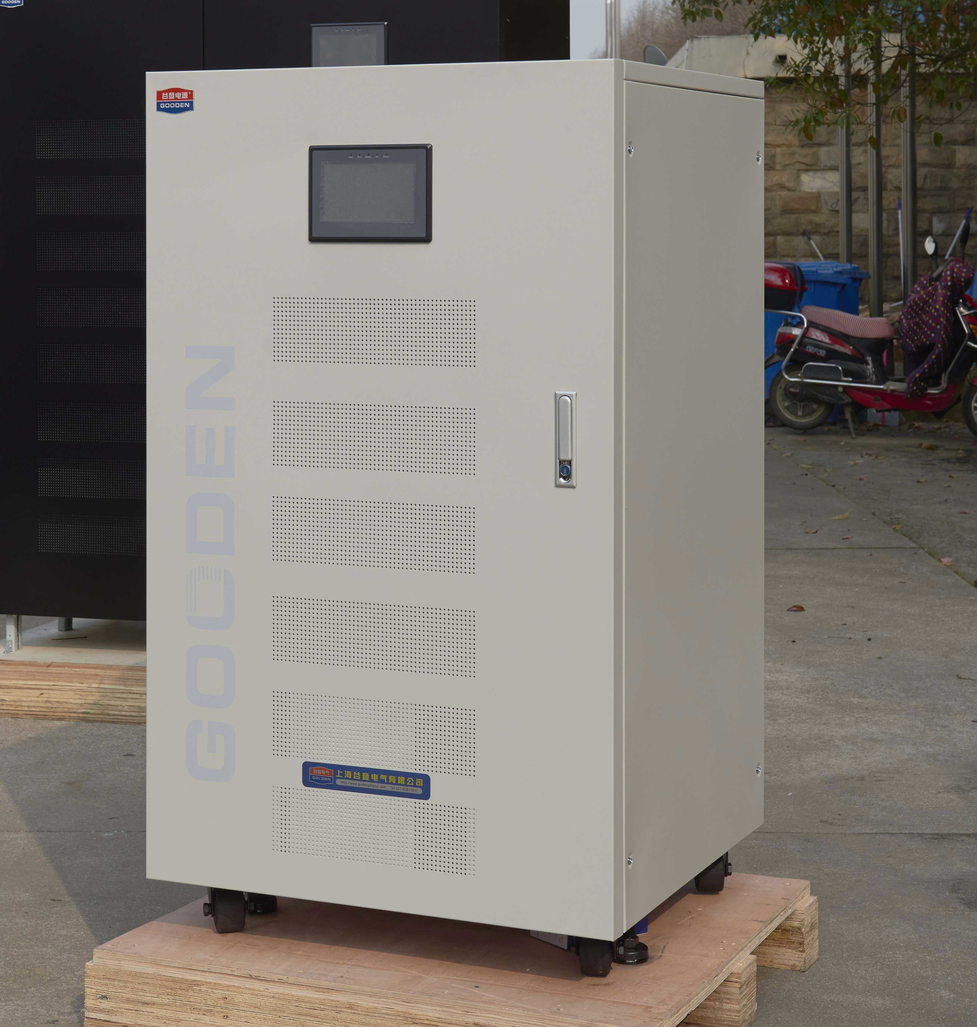 Transformer-based Online Industrial 3 Phases UPS 10kva-400kva