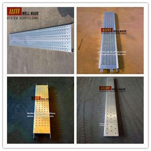 EN 12811建筑镀锌钢板/平台/木板/走板