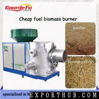 biomass pellet burner steam boiler