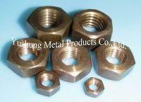 硅青铜六角螺母DIN934DIN6925 M3 M36