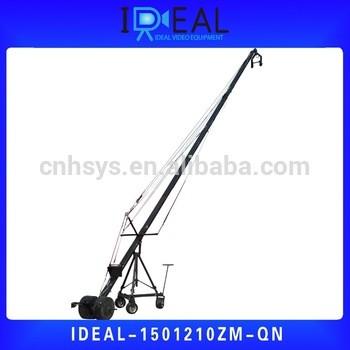 12m Jimmy Jib Camera Crane Rocker Armvideo Camera Jib Crane
