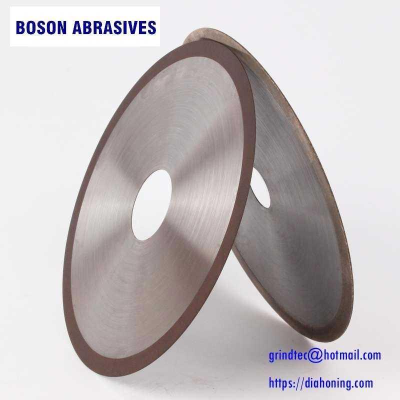 1A1R硬质合金切割轮树脂粘结金刚石切割片。