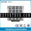 Backlight metal gate opener keypad 4x4 button
