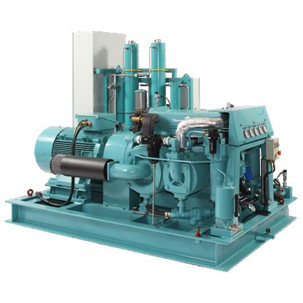8巴活塞工业空气压缩机