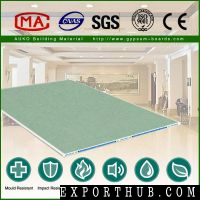 Moisture Resistant Gypsum Board Manufacturers, Global Supply