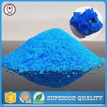 Inorganic Fertilizer Chemical Copper Sulphate Pentahydrate