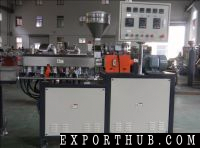 Lab twin screw extruder Polymer polymer plastic extrusion machine
