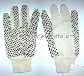 cotton glove garden working