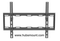 fixed TV wall mount low profile and HWF1044