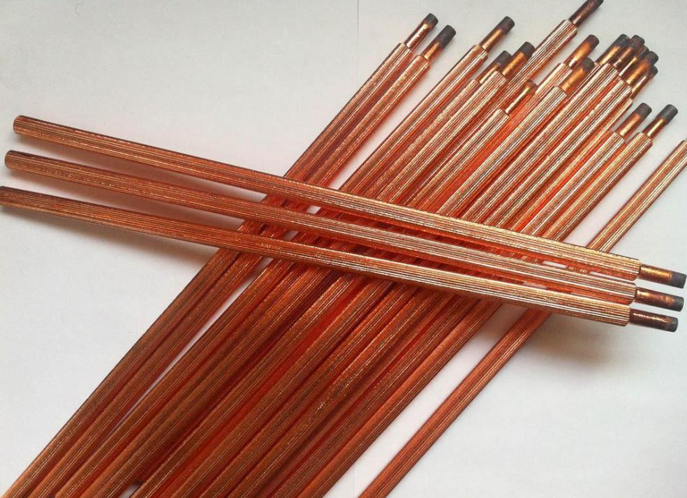 Gouging Carbon Rod