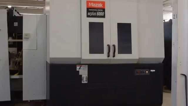 2004 MAZAK HNC 6000 (CNC Lathe Machine)