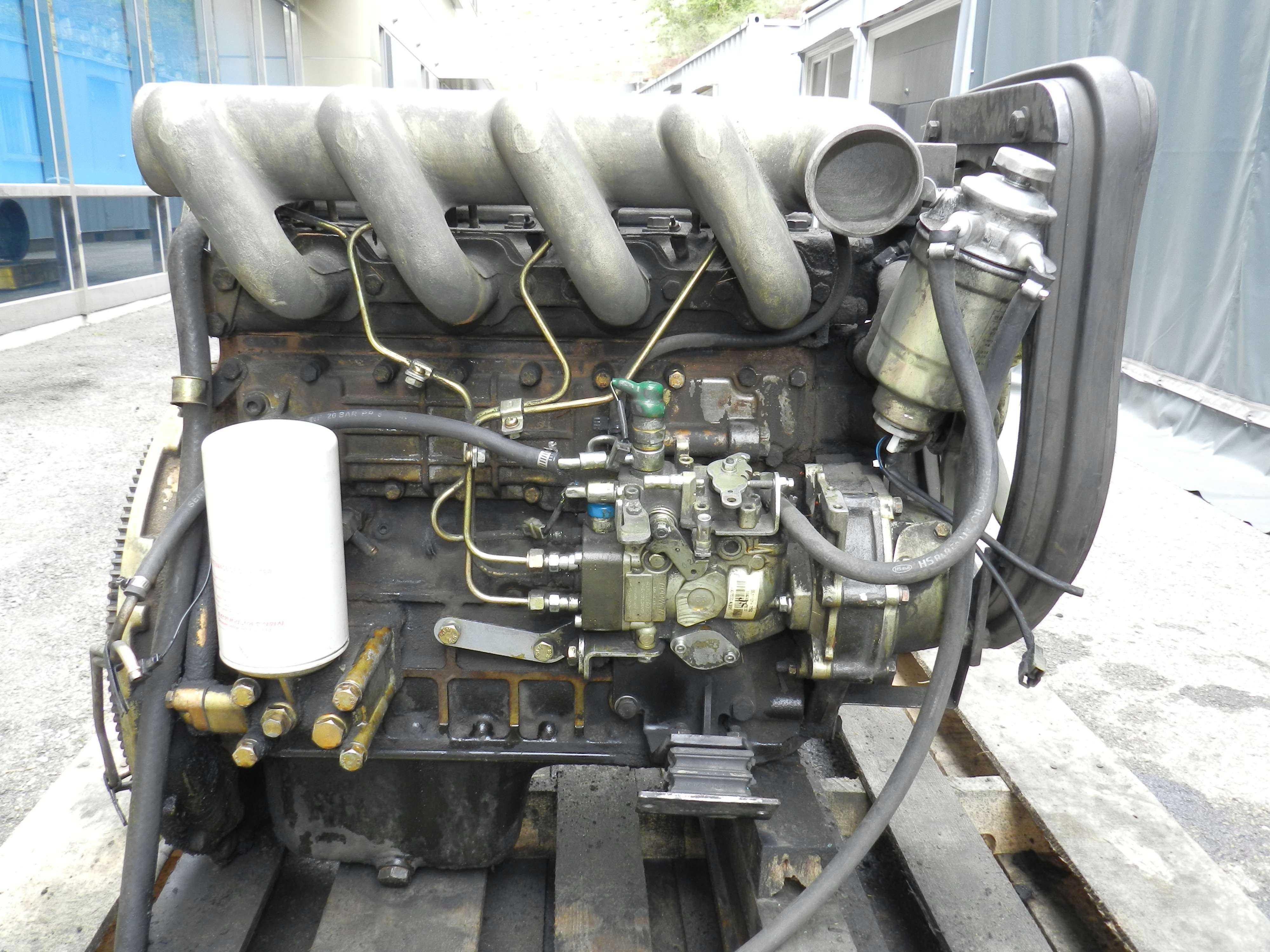 斗山DB58用柴油机