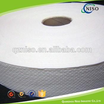 Ultra Thin SAP Paper Absorbency Raw Material Sanitary Napkin
