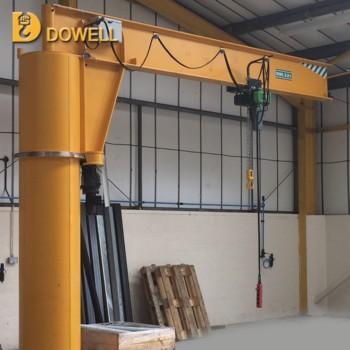 Fix Column Standing 110t Jib Crane Design Calculation From