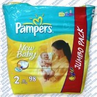 Pamper Diapers Jumbo Packs