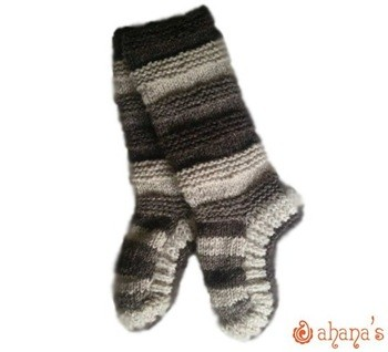Knitted Woolen socks