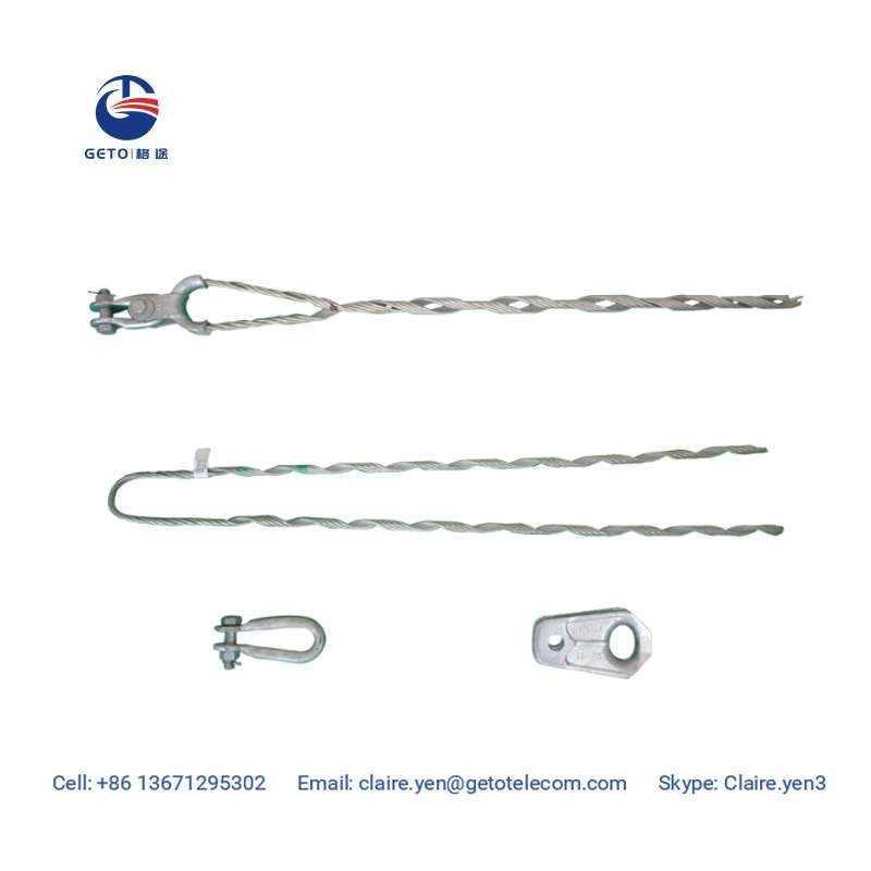 Preformed Helical Tension Clamp