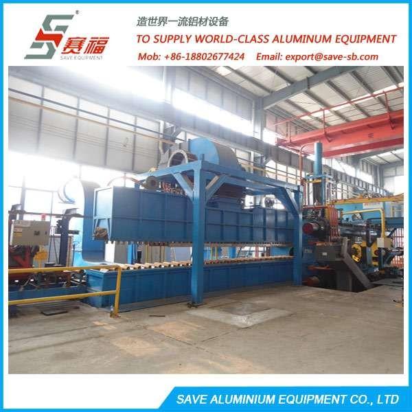 Aluminium Extrusion Profile Cooling System