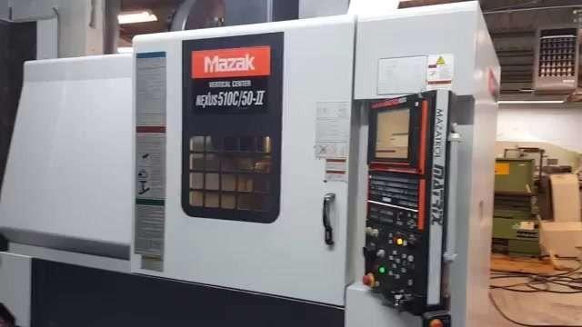 2007 MAZAK VCN 510C/50 (Milling Machine)