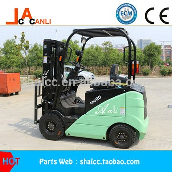 Shanghai Anli Forklift Co , Ltd  - Shanghai, China