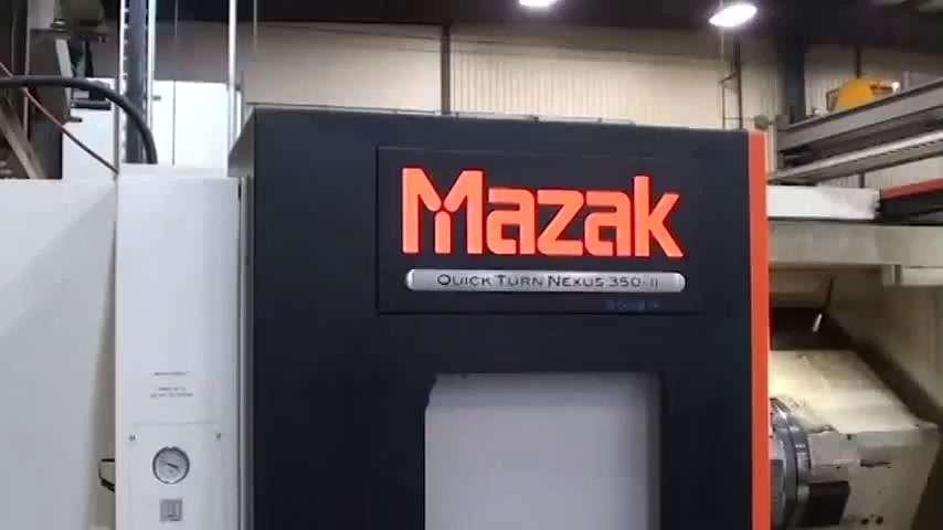 2014 MAZAK-QTN-350 (CNC Milling Machine)