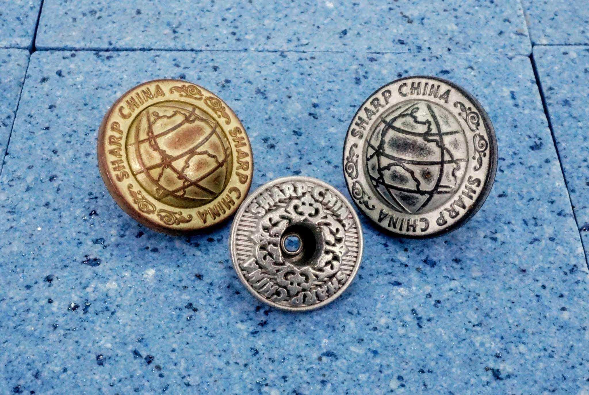 Sharp China Buttons & Trimming Co ,ltd  - Hong Kong (SAR