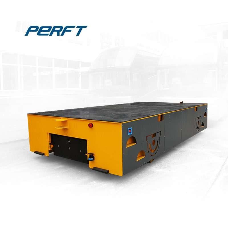 battery trackless  transfer cart