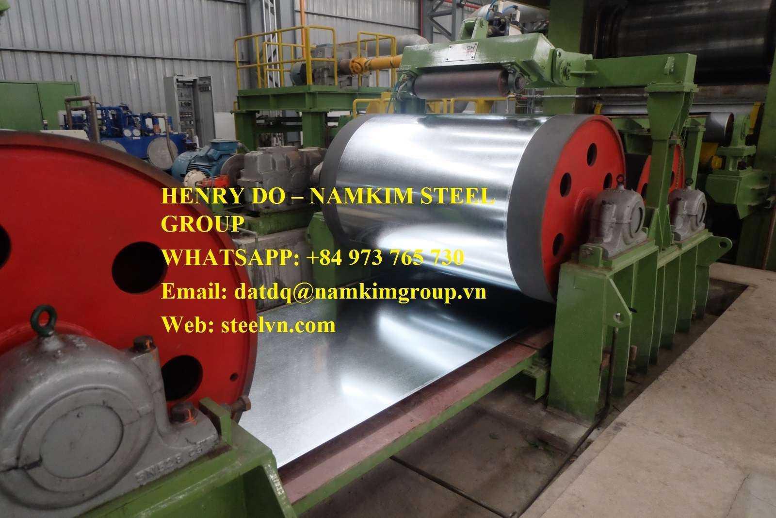 Nam Kim Steel Joint Stock Company - Ho Chi Minh, Vietnam