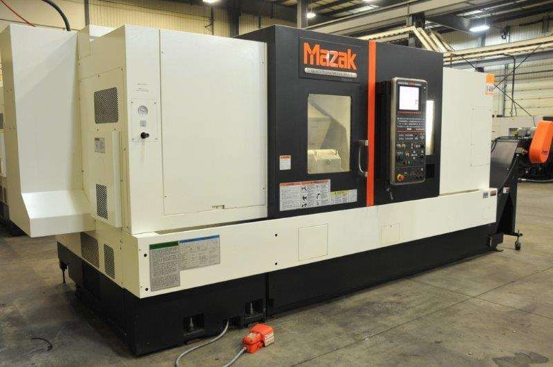 2011 MAZAK NEXUS QTN-350-IIM (CNC Lathe Machine)