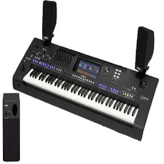 全新正品Yamaha Genos 76 KEYS数字工作站键盘