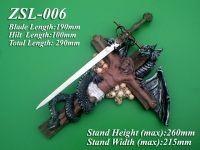 幻想刀和幻想剑