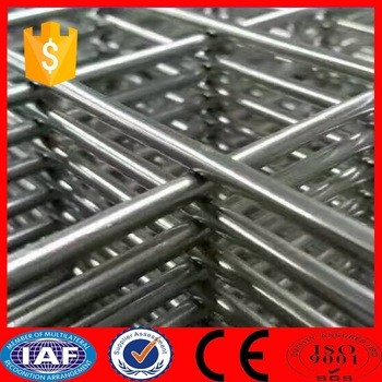 Stainless Steel Concrete Bar Welded Wire Mesh From Dongguan