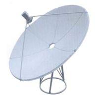 电视盘卫星天线
