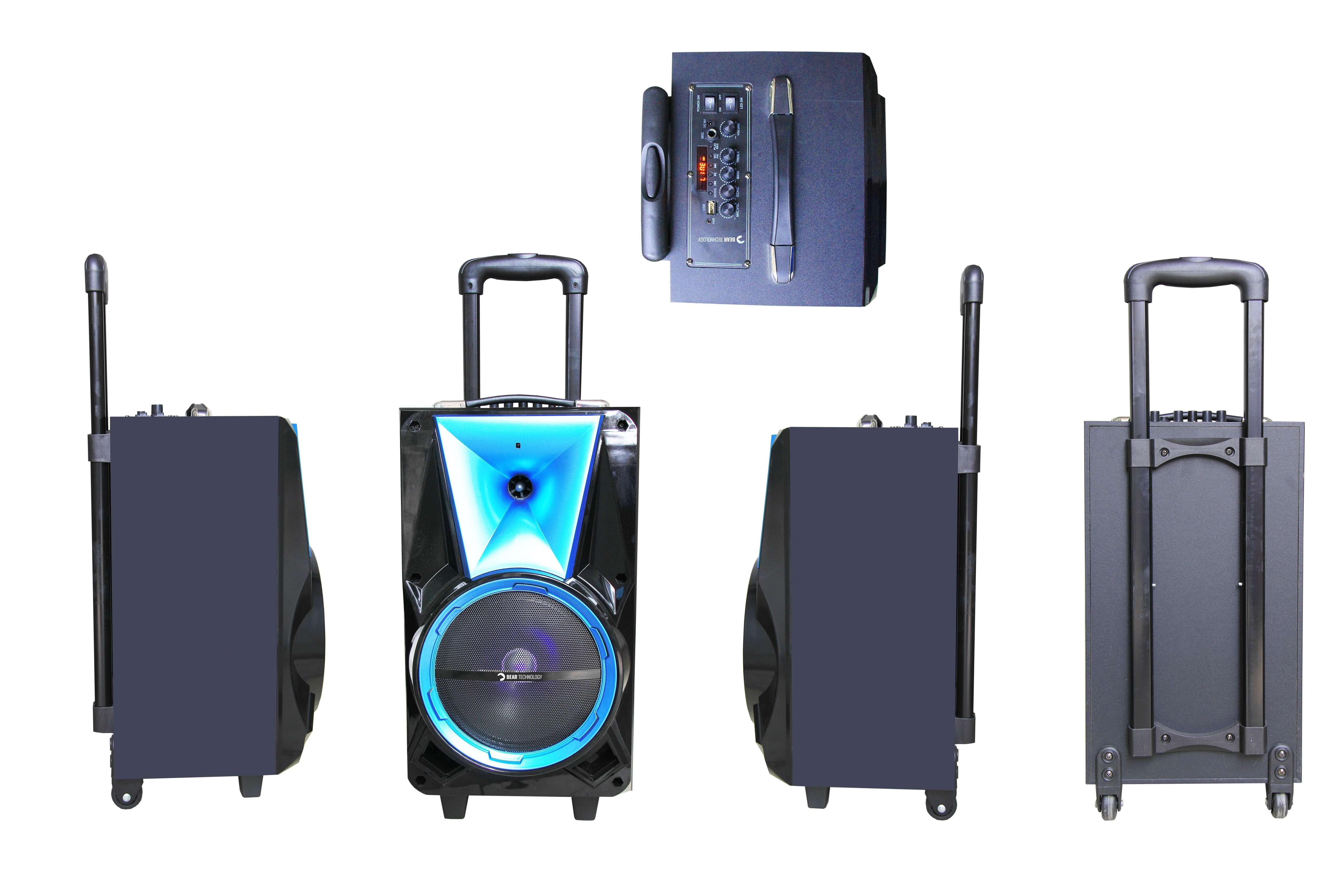 便携式音箱BK-801
