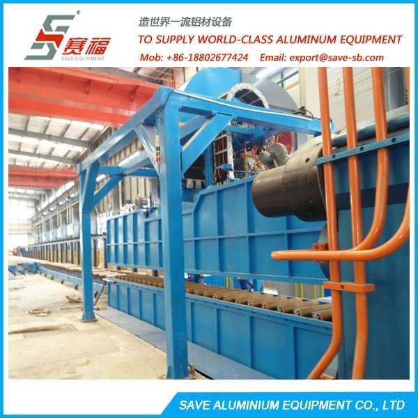 Aluminium Extrusion Profile Balanced Intensive Cooling System With Air Water Mist