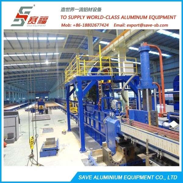 Aluminium Extrusion Profile Cooling Equipment