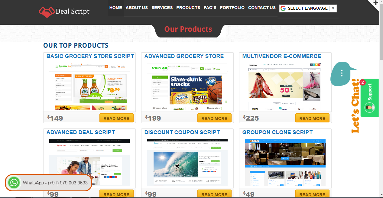 PHP Group Buying Script    Readymade Ecommerce Software
