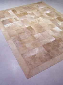 Design Carpets Premium Leather Rugs