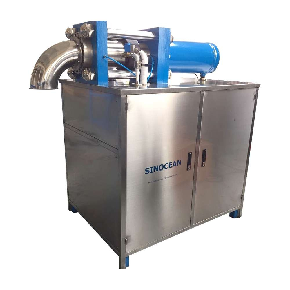 Dry ice pelletizer JH200