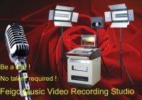 音乐视频游戏机