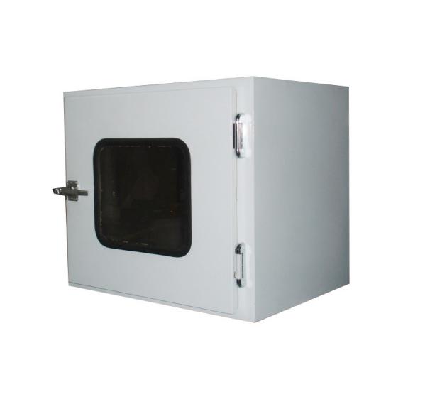 HEPA Filtered Pass Through/Pass Box/Pass Thrus For Air Shower