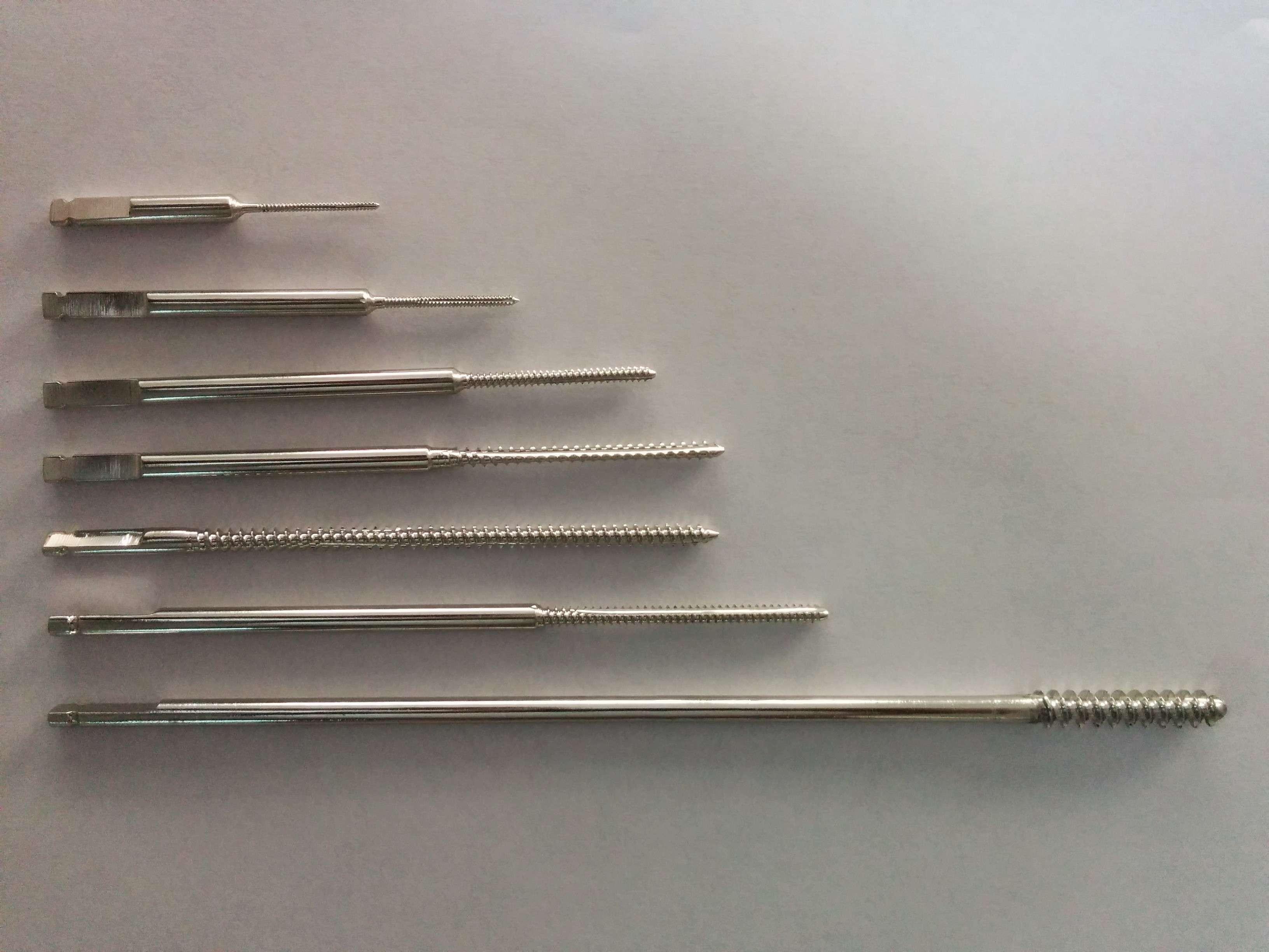 Bone Tap Quick Coupling Orthopedic Instrument