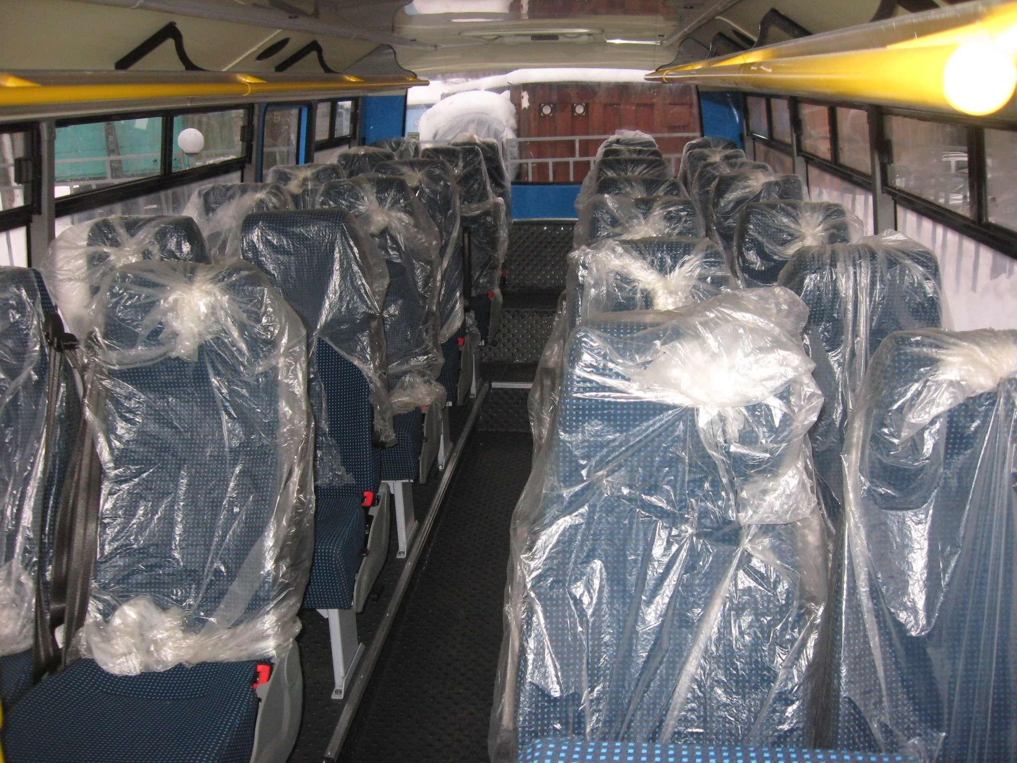 ATAMAN A09216 (InterCity Tourist Bus)