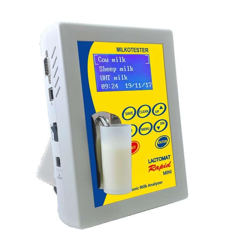 Lactomat快速迷你牛奶分析仪